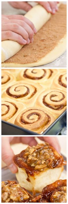 Prepare Sticky Buns for a crowd in a cinch with our newest Online Cooking School Course: Brunch Classics.