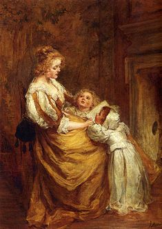 Jacob Henricus Maris, Motherly Love
