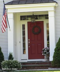 Red Door Home: Thinking about Goals in a New Way