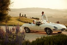 Image by Italian Wedding Photographer Jules rad ride vintage