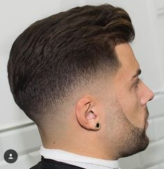 Take a look at some cool Visit Our Site for more Cool Content for and Faux Hawk Hairstyles, Undercut Hairstyles, Cool Hairstyles, Comb Over Haircut, Low Fade Haircut, Haircut Men, Modern Haircuts, Haircuts For Men, Haircut Fails
