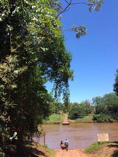 Rio Cantu- Campina da Lagoa