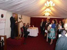 ICF - London Region Annual General Meeting @ Cholmondeley Room  Terrace at the House of Lords, Parliament, Westminster, SW1 - with Lindsay Boswell - Former CEO : IoF and The Lord Evans of Watford.