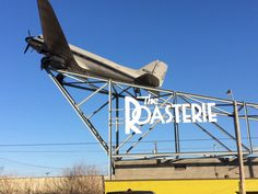 The Roasterie in KC. Experence the magic of coffee at The Roasterie! Known locally for it's special air-roasted coffee blends, they offer free public tours every day but Sunday.  You can show up on your own or arrange a tour with a group.
