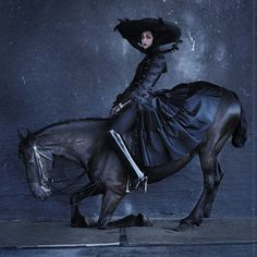 """""""It can be the end of the world one of the four riders of the apocalypse is here so cover your head tonight. #horses #horsesofinstagram #horse #riders…"""""""