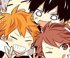 HAIKYUU~!! by Knights_leader on We Heart It