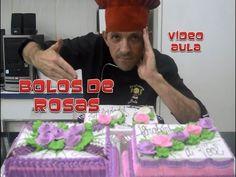 Aprenda a confeitar seus bolos com bicos corretamente - YouTube