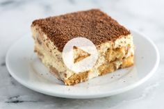 Tiramisu Recipe and Video