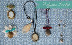 DIY | Perfume Locket