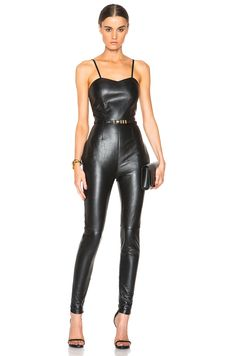 7037b2cf005d Leather Overalls, Leather Jumpsuit, Leather Bodysuit, Leather Tights,  Leather Catsuit, Leather