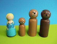 Goldilocks and the three bears-$48.00