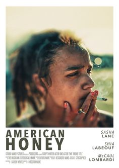 American honey 2016 movie poster