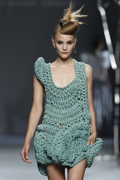 Sara Coleman Cibeles. Madrid Fashion Week