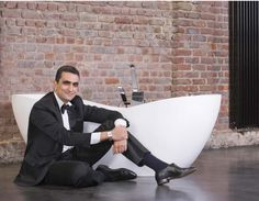 Hicham Lahlou al Fuorisalone dell'Ordine degli Architetti il 20 Aprile 12