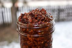 Hope this one is better than the last bacon jam recipe I tried....  gonna try it!  Canadian Maple Bacon Jam - it's really as good as it sounds!