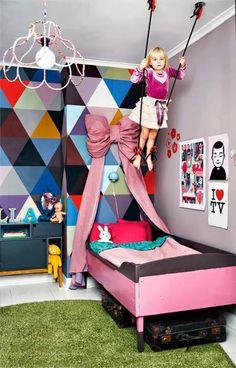 Cele mai frumoase camere de copii [ II ] | Jurnal de design interior