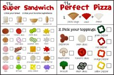 printable menu for kids to play restaurant achieving creative