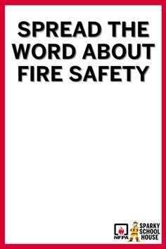 Download, share, and use these fun bookmarks to spread the word about fire-safety. Perfect to use in the classroom for Fire Prevention Week! Fire Safety Tips, Fire Prevention Week, Best Apps, Bookmarks, Classroom, Words, Fun, Class Room, Marque Page