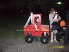 Monster truck halloween costume ! SO CUTE   Fall Activities, Foods ...
