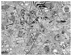 Incredible Map Of London Goes On Show | Londonist