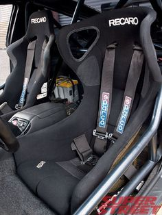1992 Nissan 240 Sx Interior Recaro Seats