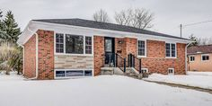 Welcome to 55 Applefield Drive, a fully renovated from top-to-bottom Entrance Foyer, Entry Doors, Contemporary Light Fixtures, Side Door, Large Windows, Open Concept, 6 Years, French Doors