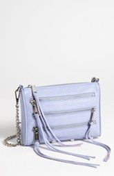 Rebecca Minkoff '4 Zip - Mini' Crossbody Bag