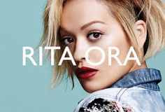 Rita Ora for FLARE Magazine August 2014