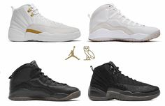 8f040ec2856118 drake pack ovo air jordan x and ovo air jordan xii Air Jordan Xii