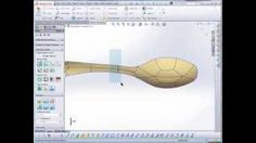 solidworks power surfacing - YouTube