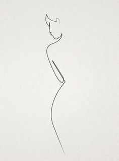 Line sketch, line drawing, heart pencil drawing, Life Drawing, Drawing Sketches, Pencil Drawings, Painting & Drawing, Art Drawings, Woman Drawing, Figure Drawing, Drawing Ideas, Illustration Art