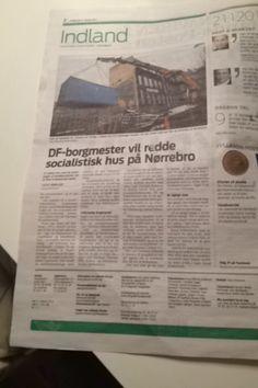 Denne artikel er konstruktiv, fordi det er en slags opfølgning på DF's holdinger til det mere autonome miljø på Nørrebro!