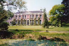 Kasteel Oldengaerde te Dwingeloo / Drenthe Nederland