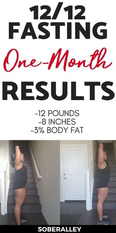 Here are my 12 hours intermittent fasting for weight loss results! Intermediate fasting is the BEST way to lose weight fast and for rapid weight loss. Get skinny fast!