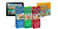 Fight Summer Slump Sweepstakes from Brain Quest. Visit GiveawayHop.com for more #sweepstakes and #giveaways