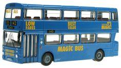 EFE 28607 - 1/76 GM STANDARD ATLANTEAN MAGIC BUS (Manchester) Route 142 | eBay