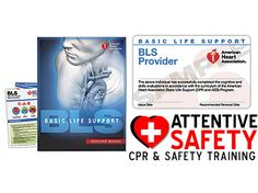 Attentive Safety CPR and Safety Training Basic Life Support (BLS) for Healthcare Providers Cpr Training, Safety Training, Training Classes, Basic Life Support, Emergency Medical Technician, Nursing Assistant, Nursing Students, Health Care, Marietta Georgia