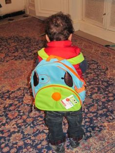 Skip Hop Zoo Packs Little Kid Backpacks, Giraffe by Skip Hop    1,610 customer reviews List Price:$20.00 Price:$19.79 Deal Price:$16.00 & FREE Shipping on orders over $35. FREE Returns. Details You Save:$4.00 (20%) 57% Claimed Ships from and sold by Amazon.com. Want it tomorrow, Sept. 25? Order within 7 hrs 26 mins and choose One-Day Shipping at checkout. Details Color: Giraffe