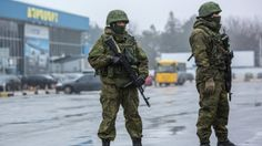 Crimea creates own military by swearing in self-defense Units #military