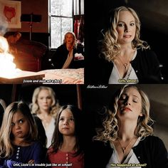 TVD [8x14] I loved this episode SOO much!! It makes me really sad tho, I have a lot of scenes to post so I'll post them in order from the episode and wow the twins  — Thoughts on 8x14?