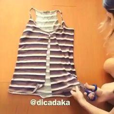 ⚫ ↠@modaecustomizacao ⠀⠀⠀⠀⠀⠀ Check ↠ @modaecustomizacao ⠀⠀⠀⠀⠀⠀⠀⠀⠀Tag your friends ! ⠀. ~ ⠀ by: @dicadaka #videos #loveit #video #tutorial -