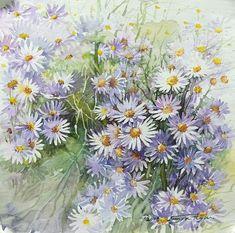 Flores y colores… Ryu Eunja (류은자)