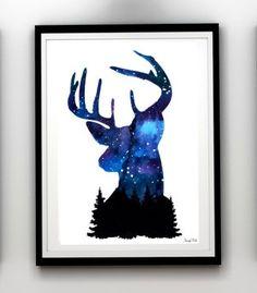 Nightsky, my deer - A4