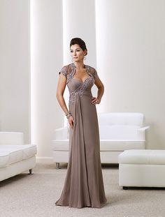 211913 Mon Cheri Montage Mother's Dress 211913#wedding #dress