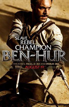 Ben Hur (2016) Jack Huston Poster