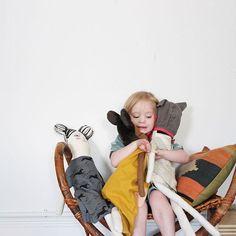 oversized rag dolls | #mermagdolls