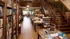 De 10 mooiste boekhandels van Nederland