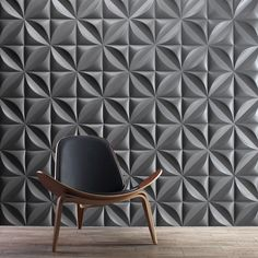 Your source for wall panels, wall coverings and modern home furnishing products. Wall Flats - Wall Panels, Wood Wall Planks, Cast Architectural Concrete Tiles, Timber Architectural Wood and modern wallpaper. 3d Wall Tiles, Wall Tiles Design, Parametrisches Design, Modern Design, Design Ideas, 3d Wandplatten, Panneau Mural 3d, Tile Covers, 3d Wall Decor