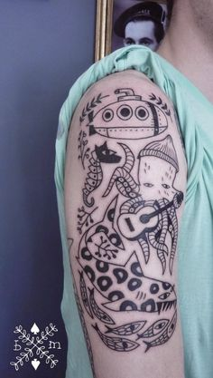 tenenbaum tattoo - Recherche Google