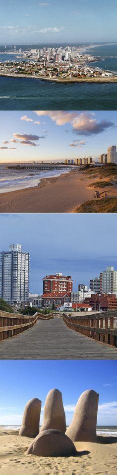 Un recorrido por Punta del Este. ¿Qué hay para hacer? ¿Qué lugares podés conocer?